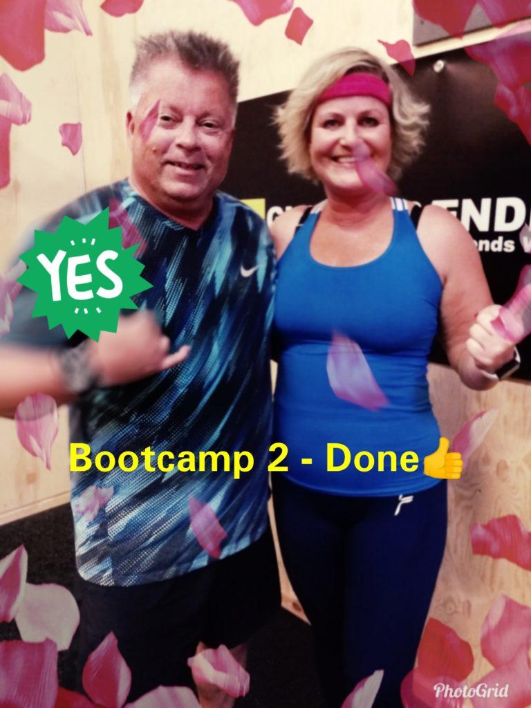 TRX bootcamp 2 – Vægttab og flere muskler
