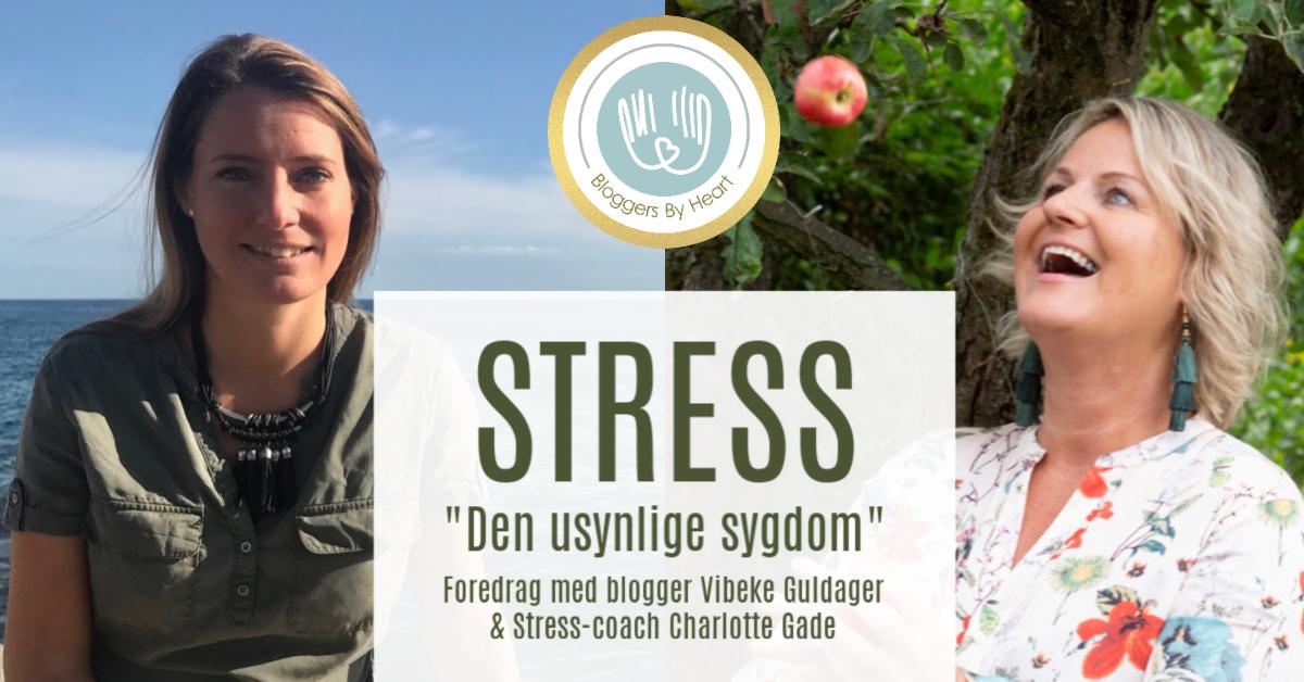 Stress den usynlige sygdom